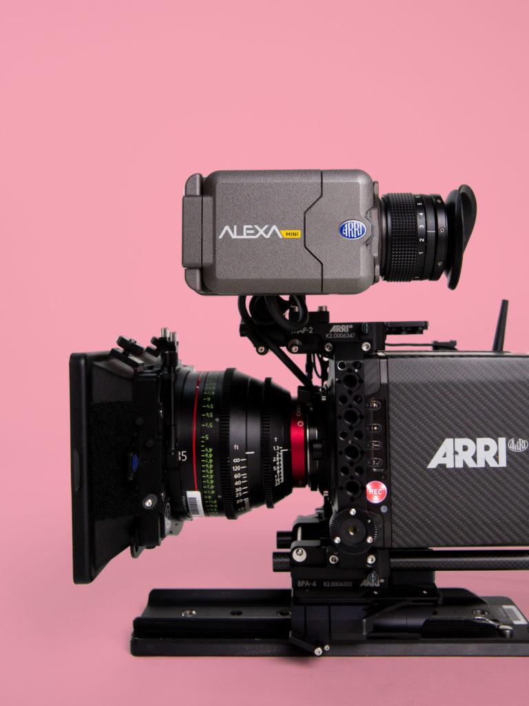 Arri Alexa Mini - Charlotte Film Rentals